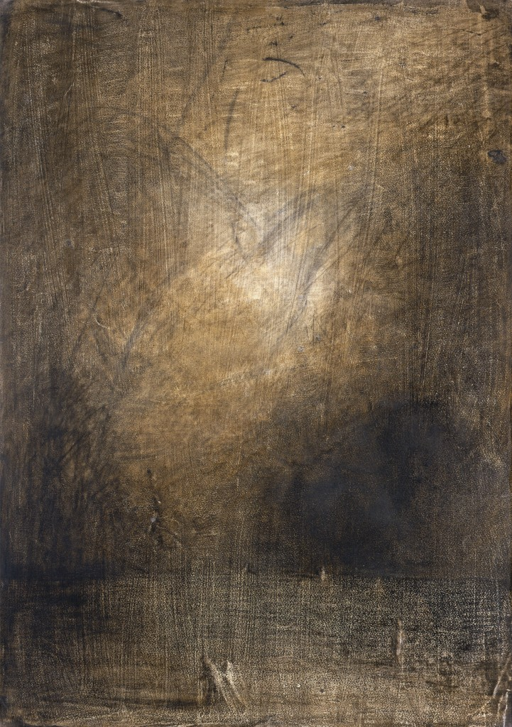 Grotte de Platon - Paysage - 65 x 92 - 2006